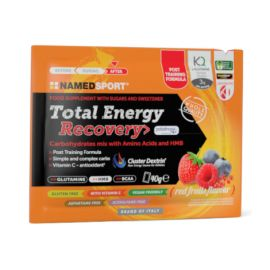 NamedSport Total Energy Recovery-Γεύση Red Fruits 40g