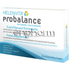 Helenvita Probalance for Adults 15Κάψουλες