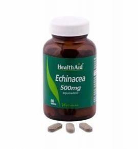 Health Aid Balanced Echinacea Purpurea/Angustifolia 500mg 60 tabs