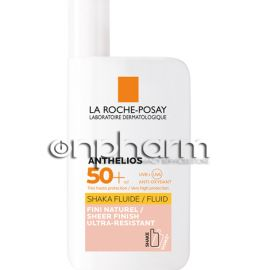 La Roche Posay Anthelios Shaka Fluid Tinted SPF50+ 50ml