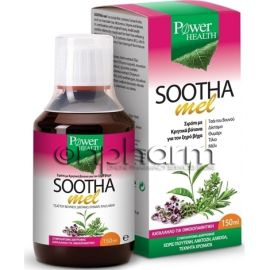 Power Health Sooth Mel Σιρόπι 150ml