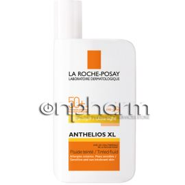 La Roche Posay Anthelios XL Fluid Ultra Light Tinted SPF50+ 50ml