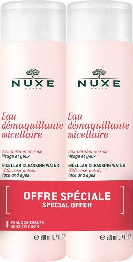 Nuxe Promo Mousse Demaquillante Micellaire 150ml 1+1 Δώρο