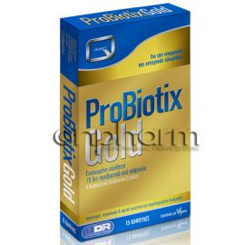 Quest Probiotix Gold 15 Κάψουλες