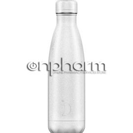 Chilly's Glitter White 500ml Special Edition