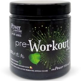 Power Health Sports Series Pre-Workout 250g