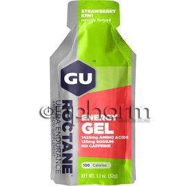 GU Roctane Energy Gel 32g-Γεύση Strawberry-Kiwi