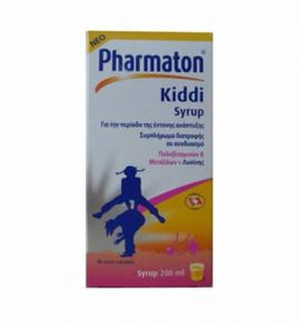 Pharmaton Vitamigen Kiddi Syr. 200ml