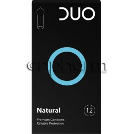 Duo Natural-Κανονικό 12τεμ