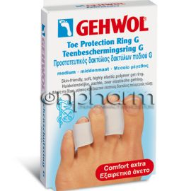 Gehwol Toe Protection Ring Mini(18mm)  2Τεμάχια