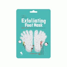 Cettua Exfoliating Foot Mask 1 Ζεύγος