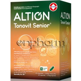 Altion Tonovit Senior 40Κάψουλες