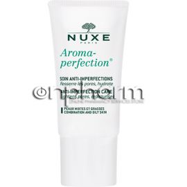 Nuxe Aroma Perfection Soin anti-imperfections-Ενυδατική Kρέμα Kατά των Aτελειών 40ml