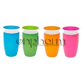 Munchkin Miracle 360° Sippy Cup Πορτοκαλί 296ml