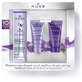 Nuxe promo Nuxellence Eye Care 15ml & Eclat 15ml & Detox 15ml