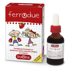 Buona Ferrodue Drops 15ml
