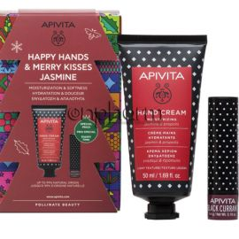 Apivita Promo Happy Hands and Merry Kisses Jasmine