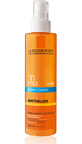 La Roche Posay Anthelios Huile SPF 30 Αντηλιακό Λάδι Σώματος