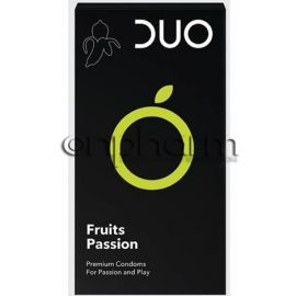 Duo Fruits Passion 6τεμ