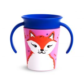 Munchkin Miracle 360° Deco Trainer Cup Fox 177ml