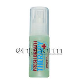 Optima Aloe Dent Fresh Breath Therapy Spray 30ml