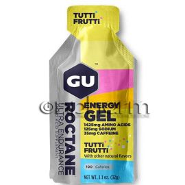 GU Roctane Energy Gel 32g-Γεύση Tutti Frutti