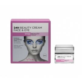 Vican Wise Beauty 24H Beauty Cream Face & Eye 50ml