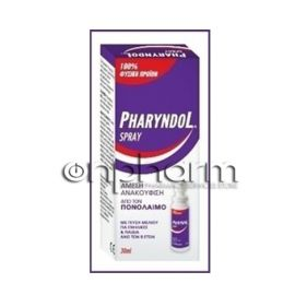 Pharyndol Spray 30ml