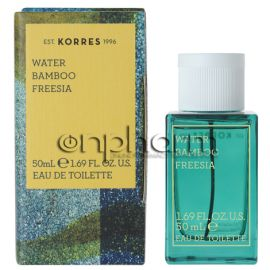 Korres Water Bamboo & Freesia Eau de Toilette 50ml
