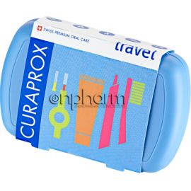 Curaprox Travel Set Μπλε