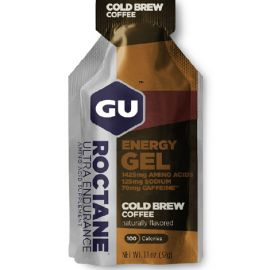 GU Roctane Energy Gel 32g-Γεύση Cold Brew Coffee