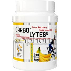 SCN Carbo4-Lytes8 Extra Recovery Formula Γεύση Μπανάνα 600g