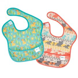Bumkins SuperBib Lion King 6-24 months 2pack