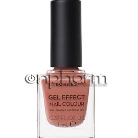 Korres Gel Effect Nail Colour 40 Winter Nude 11ml