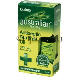 Optima Tea Tree Antiseptic Oil 10ml