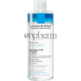 La Roche Posay Micellar Water Oil Infused 400ml