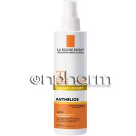 La Roche Posay Anthelios XL Spray SPF30 200ml