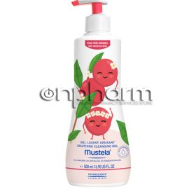 Mustela Limited Edition 2019 Soothing Cleansing Gel 500ml
