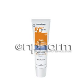 Frezyderm Sun Screen Lip Balm SPF 50+/ UVA 15 ml