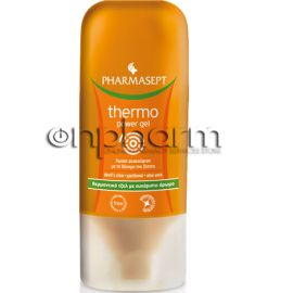 Pharmasept Tol Velvet Thermorelief Heat Power Gel 100ml