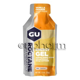 GU Roctane Energy Gel 32g Γεύση Vanilla Orange