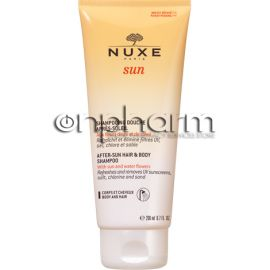 Nuxe Sun After-Sun Hair & Body Shampoo 200ml