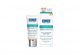 Eubos Hyaluron Wrinkle Reducing Day Cream Repair & Protect SPF 20 Αντιρυτιδική Κρέμα Ημέρας 50ml