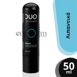 DUO Natural Lubricant Gel 50ml
