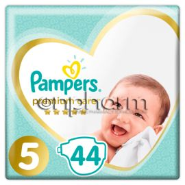 Pampers Premium Care N5 (11-16 kg) - 44Τεμάχια