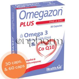 Health Aid Omegazon Plus 30Κάψουλες