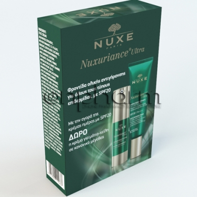 Nuxe Promo Nuxuriance Ultra Cream SPF20 50ml με Δώρο Nuxuriance Ultra yeux et levres 15ml
