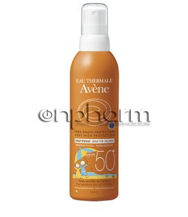 Avene Spray Enfant 50+ 200ml