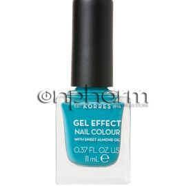 Korres Gel Effect Nail Colour 82 Pool Waves 11ml