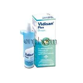 Vidisan Plus Drops 10ml